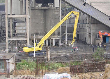 Remove Concrete Long Reach Boom , Excavator Boom Stick 3570 Mm Transport Height