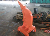 Hitachi ZX200 Multi Ripper Bucket, Mini Excavator Rake D9 Ripper Tooth Shank 1200mm